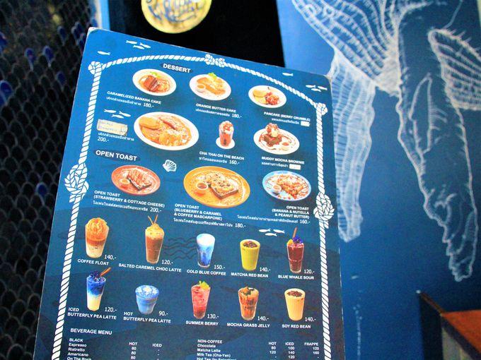 ブルーホエール・マハラート(Blue Whale Maharaj Cafe)の味わい方
