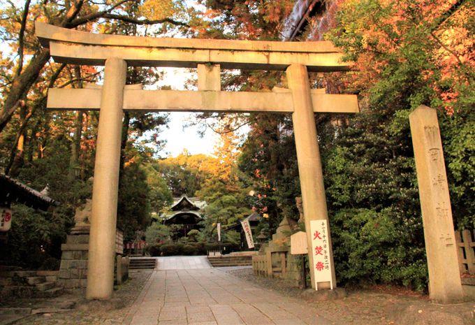 京都「岡崎神社」へのアクセス・行き方