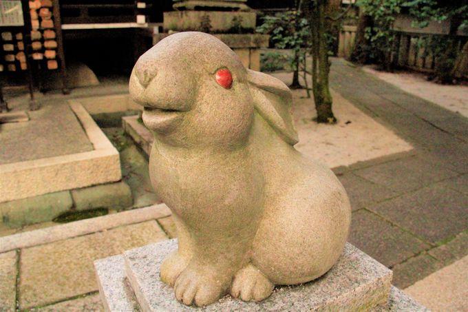 京都・岡崎神社の「狛うさぎ」は縁結び・夫婦和合のパワースポット