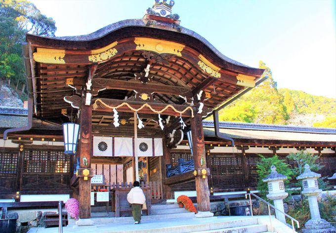 京都の初詣人気神社「地主神社」「松尾大社」「平安神宮」