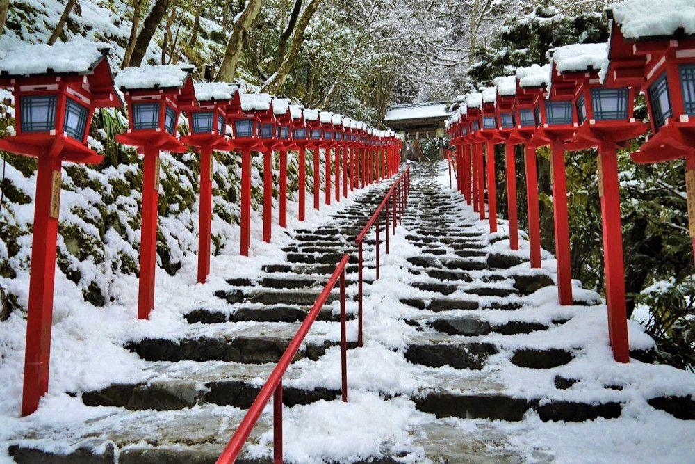 穴場の京都パワースポット神社「市比賣神社」「貴船神社」「御金神社」
