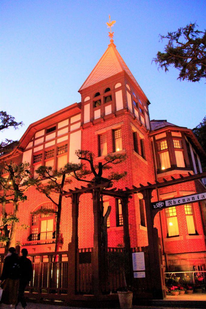 2館券で200円お得!神戸・北野異人館巡りで必見のスポット「風見鶏の館」「萌黄の館」巡りコース
