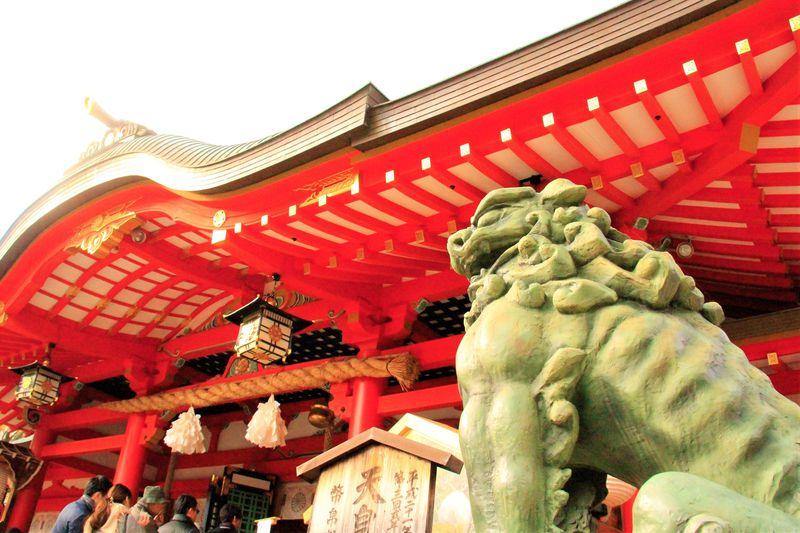 """初詣、恋愛運アップにおすすめ!神戸・生田神社は""""蘇る神""""のパワースポット"""