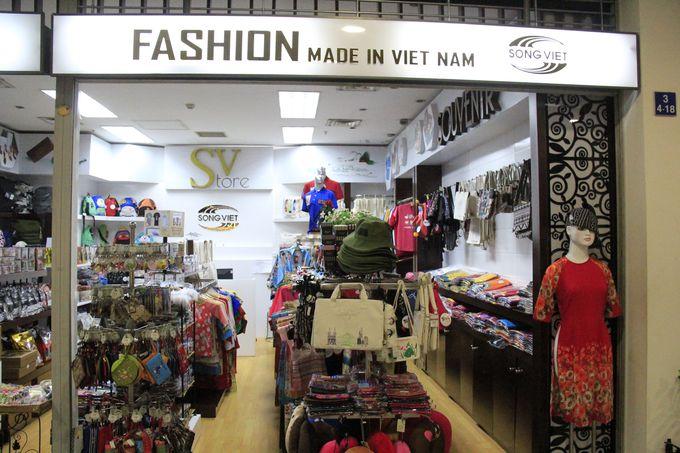 穴場のベトナム土産店&免税店