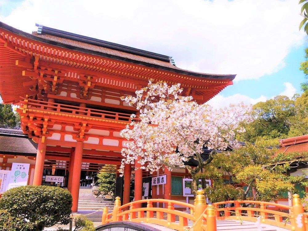 紫式部も恋愛祈願!上賀茂神社のパワースポット巡り〜「立砂」「片山御子神社」