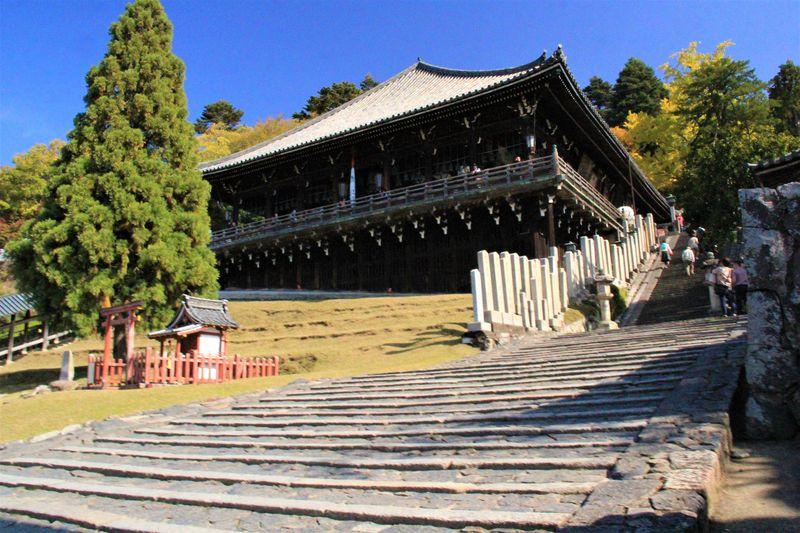 奈良のスカイツリーは24時間無料!東大寺二月堂の見どころ