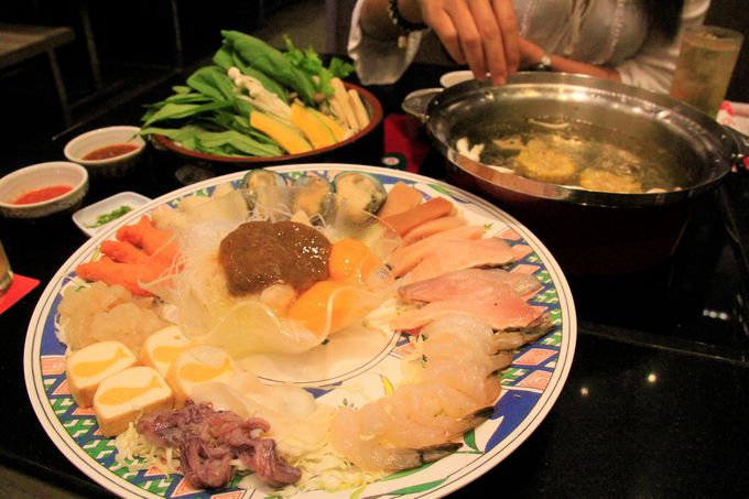 タイ料理の最高峰「ベンジャロン」(BENJARONG)/タイスキのMKレストラン/メー・シールワン