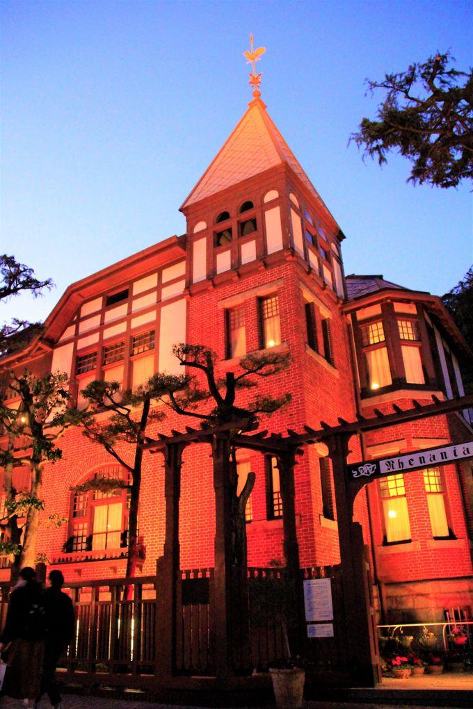 「モトコー」(元町高架通商店街)/生田神社/異人館街(風見鶏の館)