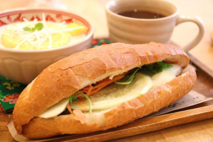 ベトナム旅行で食べたい!バインミー、路上の鍋料理、フォーチェン
