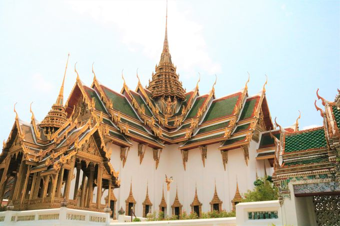 壮麗な美しい宮殿!王宮&ワット・プラケオへの服装、観光のポイント