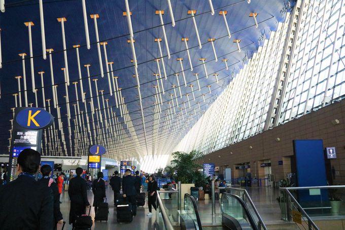 中国の三大国際空港の一つ、上海浦東国際空港とは?