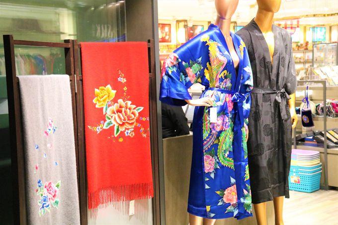 ファッションブランドも充実!免税店の日上免税行&チャイニーズシルク&かわいいベトナム土産