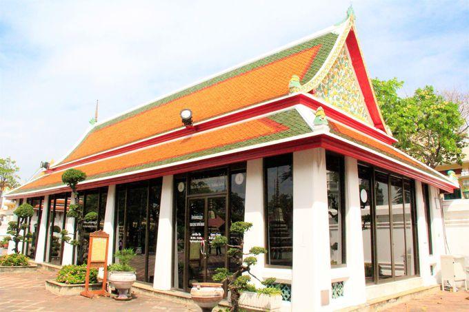 ワット・ポーでタイのお土産巡り&タイの古式マッサージ