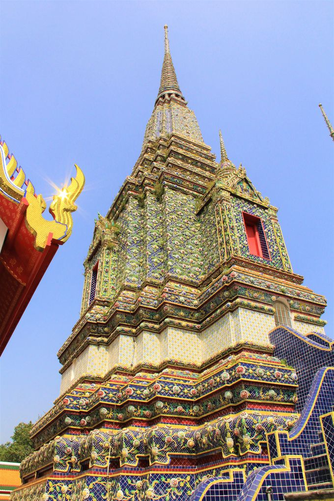 格式高いタイの王室寺院!ワット・ポーの見どころ