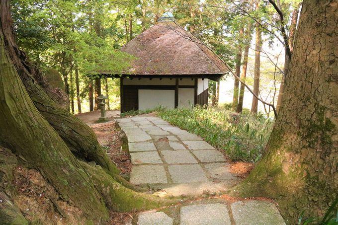 自然を感じる歴史旅!桜や新緑、紅葉が美しい観光スポット、弘川寺