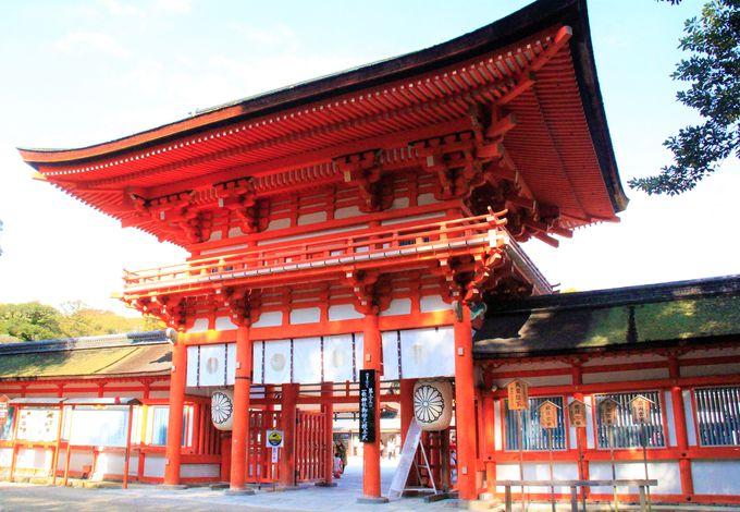 【午前】あれもこれもお願いしたい!「下鴨神社」にご参拝