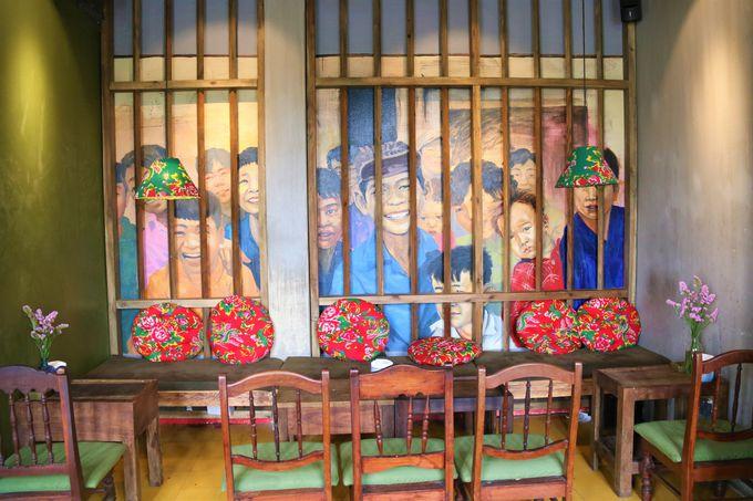 キモかわいい!コンカフェでノスタルジックな共産主義を体感