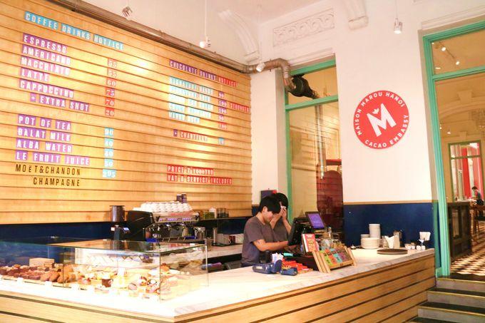 おしゃれなカフェ!MAROUのカフェは女子旅にもおすすめ