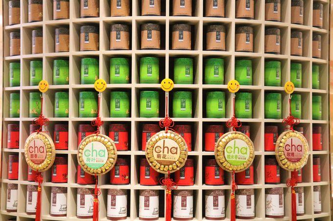 おすすめは中国茶!広州白雲国際空港で楽しいショッピング