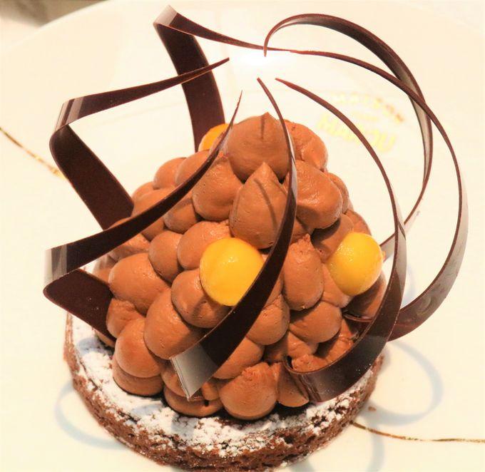 珠玉の品々!マルゥのチョコレートスーツはおすすめ