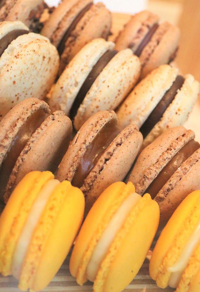 マルゥで人気の焼き菓子!マフィン、ブラウニー、マカロン