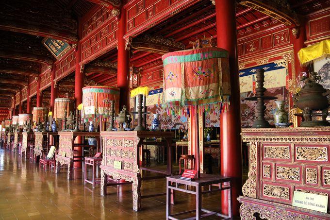 ベトナム世界遺産のフエ建造物群!ダナンやホイアンへの観光拠点にもおすすめ