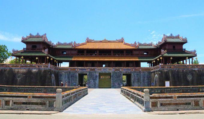 ベトナム初の世界文化遺産!グエン朝(阮朝)の王宮跡