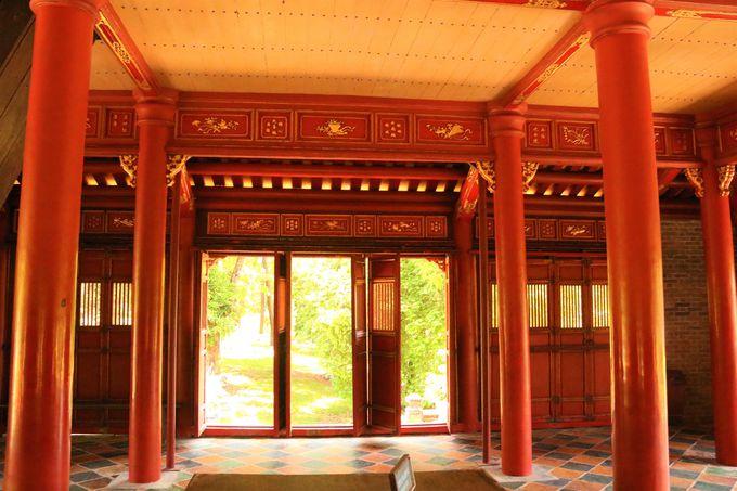 皇帝みずからがデザイン!中国文化を愛したミンマン皇帝