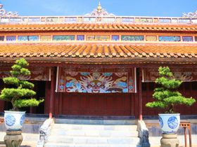 建築のポエム!ベトナム世界遺産「ミンマン帝陵」はフエ屈指の美しさ