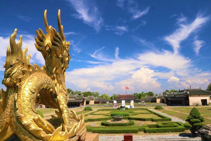 【2日目午前〜】古都フエの最大観光スポット「グエン朝王宮跡」を巡る
