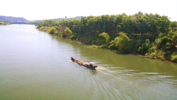 【2日目午後〜】世界遺産のフエ遺跡群!ミンマン帝陵などボートツアーで遺跡巡り