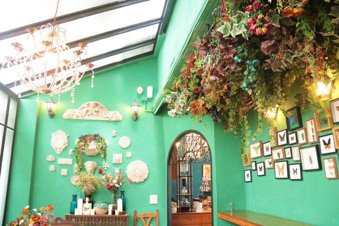 不思議な安らぎ!タイのフォトジェニックなCafe「フェザーストーン カフェ」