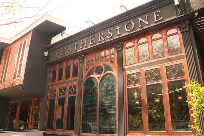 バンコクの「フェザーストーン ビストロ カフェ」への行き方・アクセス