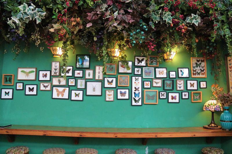 SNS・インスタで人気!バンコクのフェザーストーンカフェ
