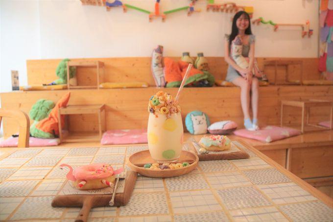 SNS・インスタ映え抜群!ナヒムカフェはタイ観光で癒しのスポット