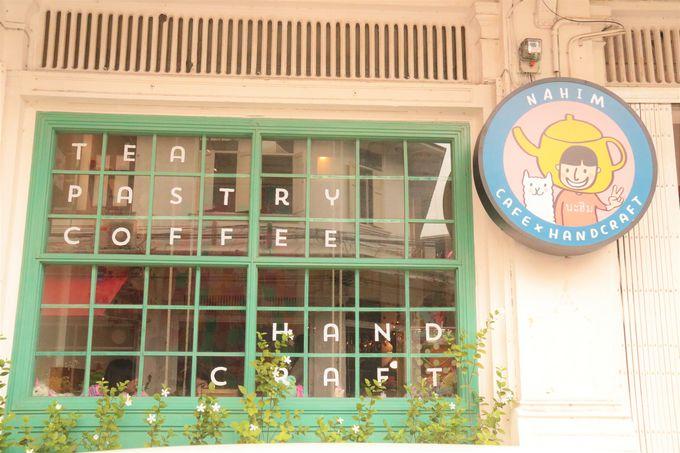 バンコクの「ナヒムカフェ」(Nahim Cafe)への行き方・アクセス