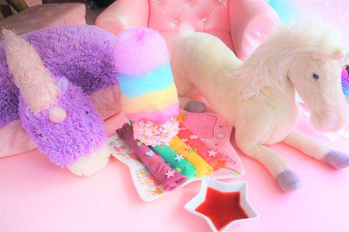 夢かわいい!ユニコーンカフェ/ピンク・プランター・カフェ