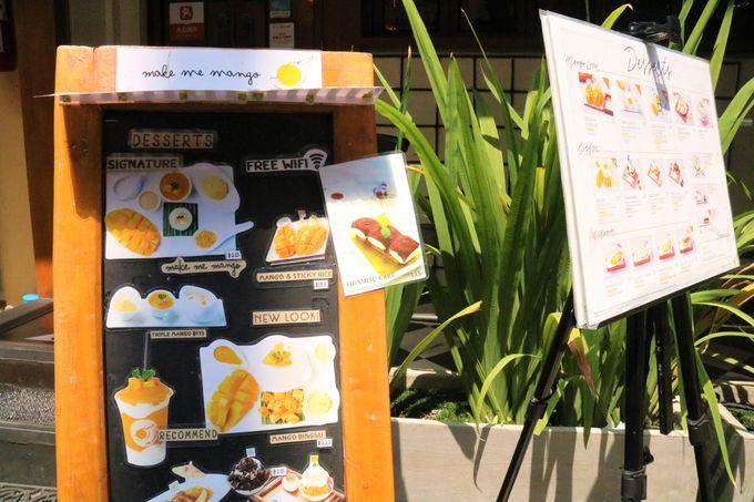おしゃれなバンコクのカフェ!「メイク・ミー・マンゴー」が看板メニュー