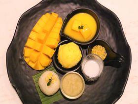バンコク三大寺院に近いタイのカフェ「メイクミーマンゴー」