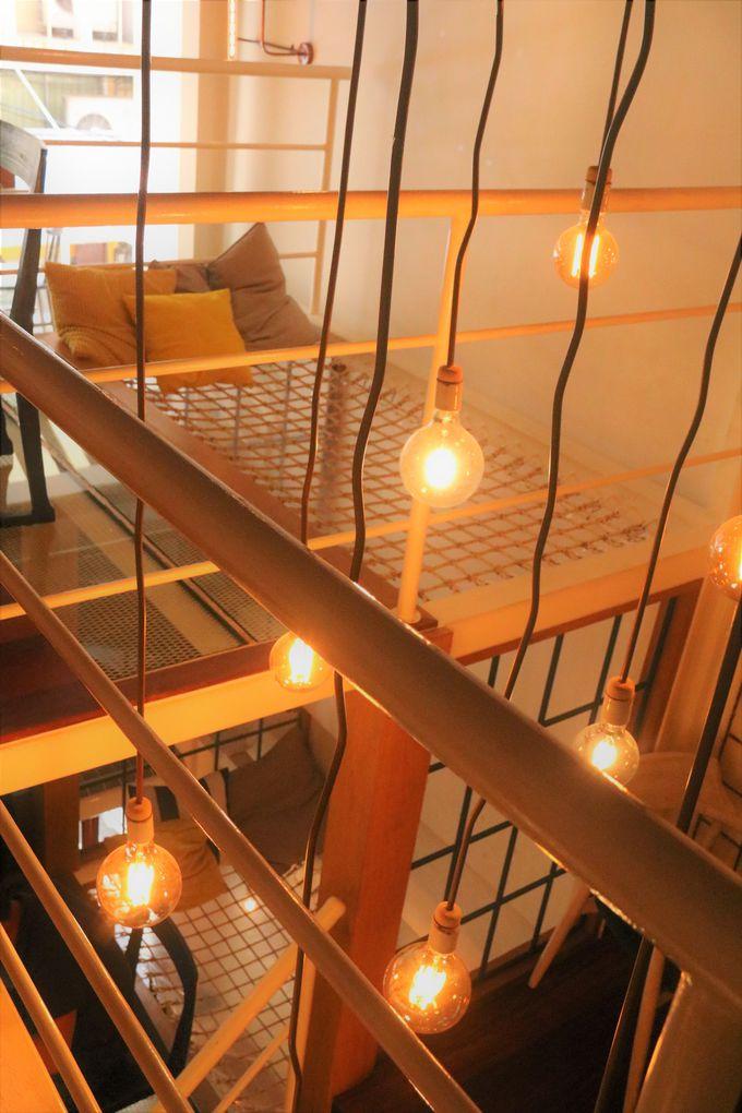 おしゃれなバンコクのカフェ!「メイク・ミー・マンゴー・カフェ」は最上階がおすすめ