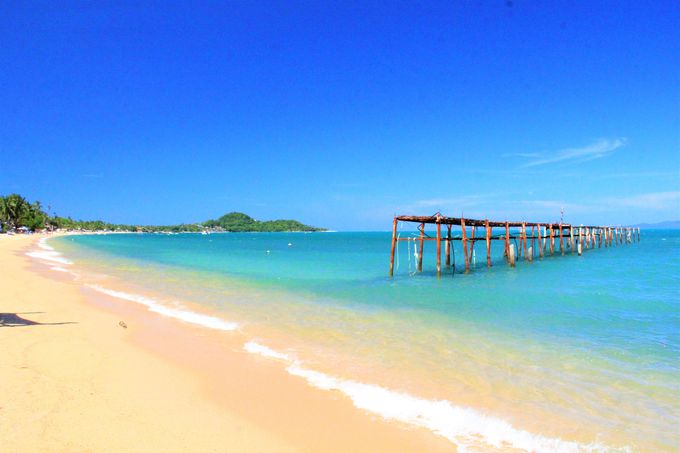 美しい海を楽しもう!サムイ島のおすすめビーチ