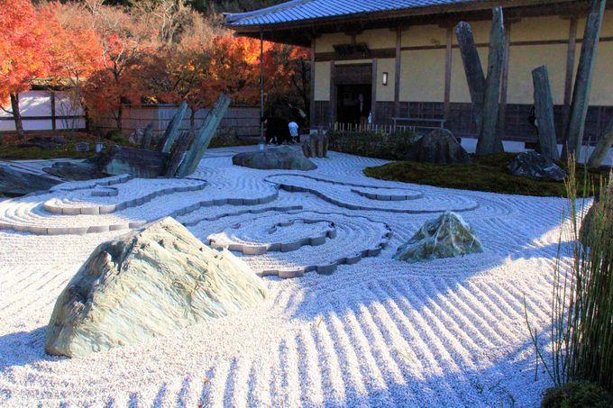紅葉名所の穴場!京都の圓光寺