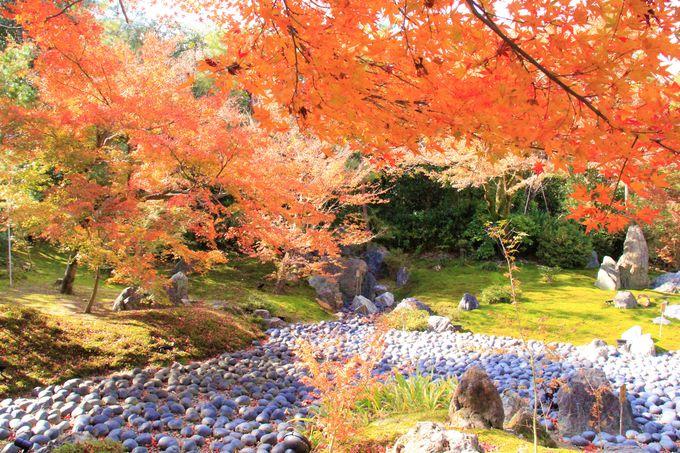 宝厳院「獅子吼の庭」を彩る不思議なパワーストーン