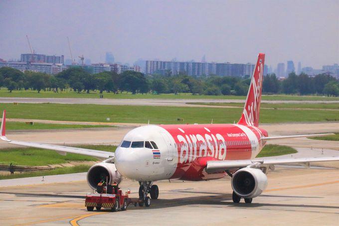 ドンムアン国際空港・国際線「第1ターミナルビル」のタイ土産