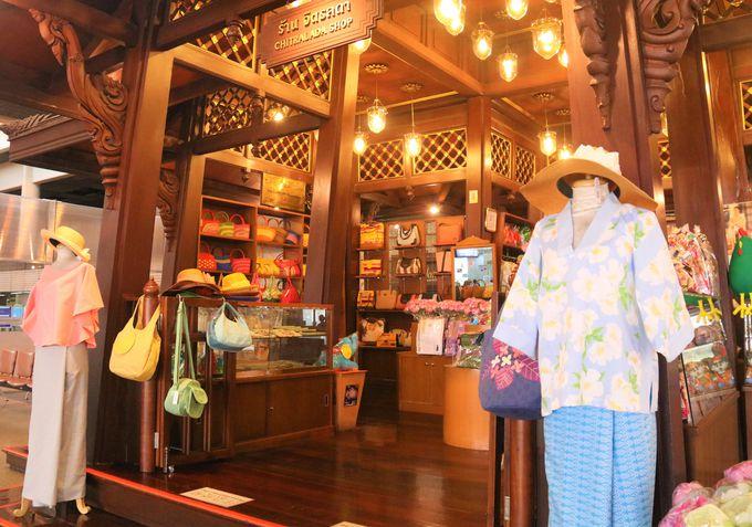タイ雑貨や衣服も!オリジナルスパブランドはタイ土産の定番