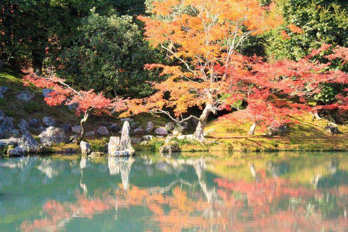 京都「天龍寺」の紅葉時期・見ごろは?早朝参拝もおすすめ