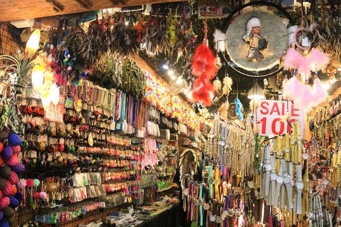 アクセサリー、子供服も充実!タイのバラマキ土産にもおすすめ