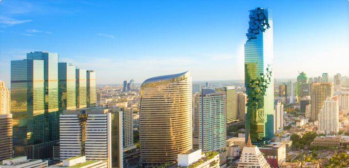 バンコクの新観光スポット!マハナコンへの行き方・アクセス