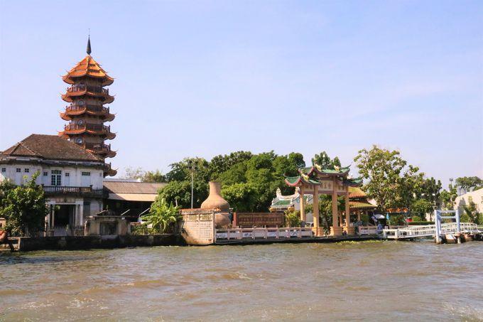 バンコク新観光スポット「LHONG 1919」への行き方