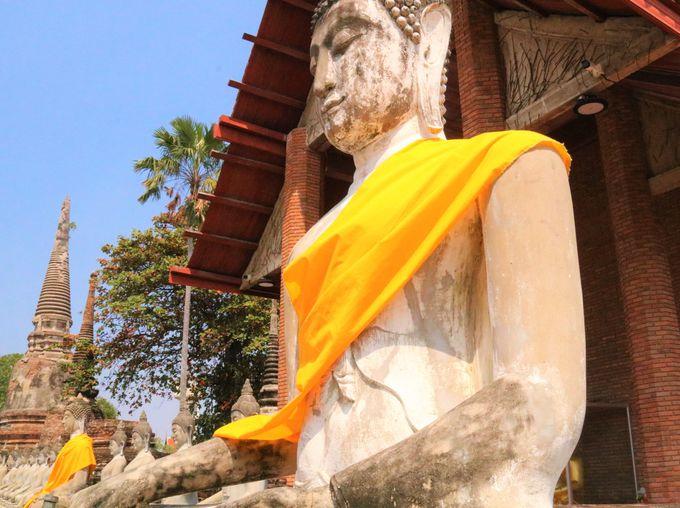 行ってみたい!タイの世界遺産「アユタヤ遺跡」はおすすめ